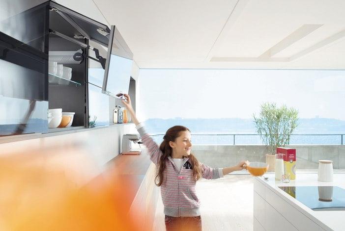 Xu huong thiet ke bep hien dai 3 - Xu hướng thiết kế tủ bếp hiện đại phù hợp với mọi không gian