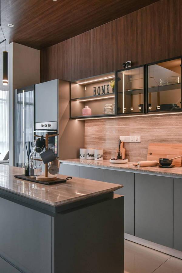 Xu huong thiet ke bep hien dai 6 - Xu hướng thiết kế tủ bếp hiện đại phù hợp với mọi không gian