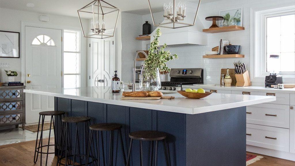 Xu huong thiet ke bep hien dai 7 1024x576 - Xu hướng thiết kế tủ bếp hiện đại phù hợp với mọi không gian