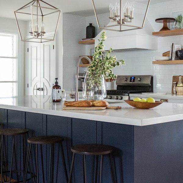 Xu huong thiet ke bep hien dai 7 600x600 - Xu hướng thiết kế tủ bếp hiện đại phù hợp với mọi không gian