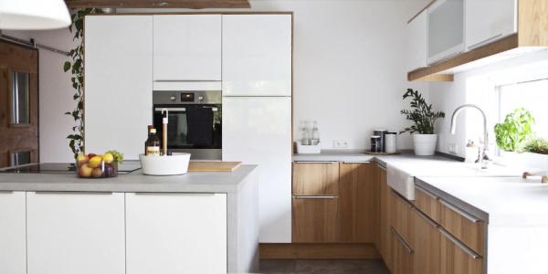 Ý tưởng thiết kế nhà bếp đơn giản mà tiện nghi bất ngờ