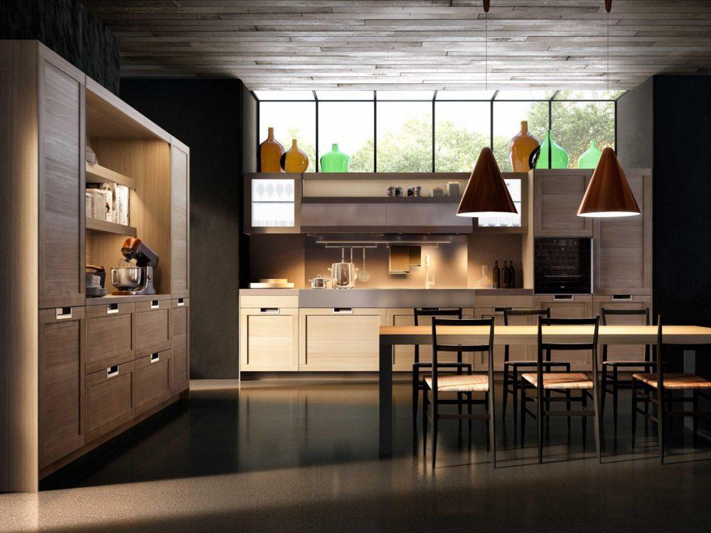 cac kieu tay nam tu bep 3 1024x768 - Gợi ý thiết kế tay nắm tạo điểm nhấn cho tủ bếp