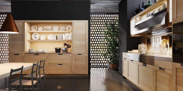 Những giải pháp về màu sơn giúp không gian bếp thêm sang trọng