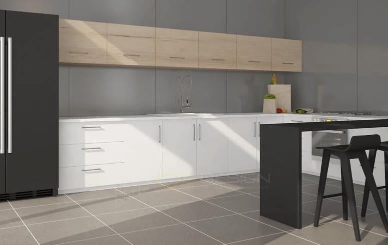 thiet ke tu bep biet thu pho 4 - Thiết kế tủ bếp cho biệt thự nhà bạn
