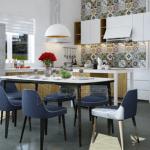 Thiết kế tủ bếp cho biệt thự nhà bạn