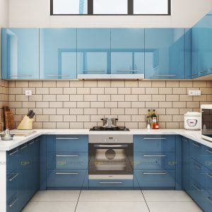 tu bep chu U BTU0007 3 300x300 - Những điều cần lưu ý trước khi quyết định làm tủ bếp