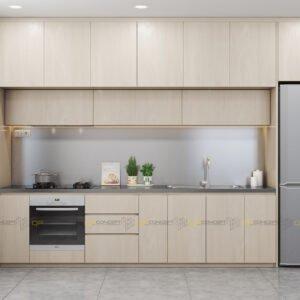 Tủ bếp chữ I TBI 0016