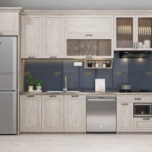 Tủ bếp chữ I TBI0021