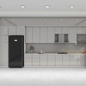 Tủ bếp chữ L - TBL 1026