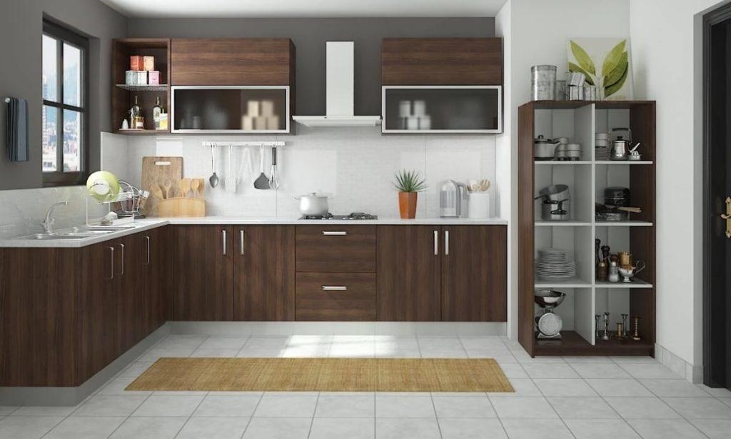 mau tu bep chung cu 1 1024x615 - 20+ mẫu bếp chung cư đẹp nhất 2020