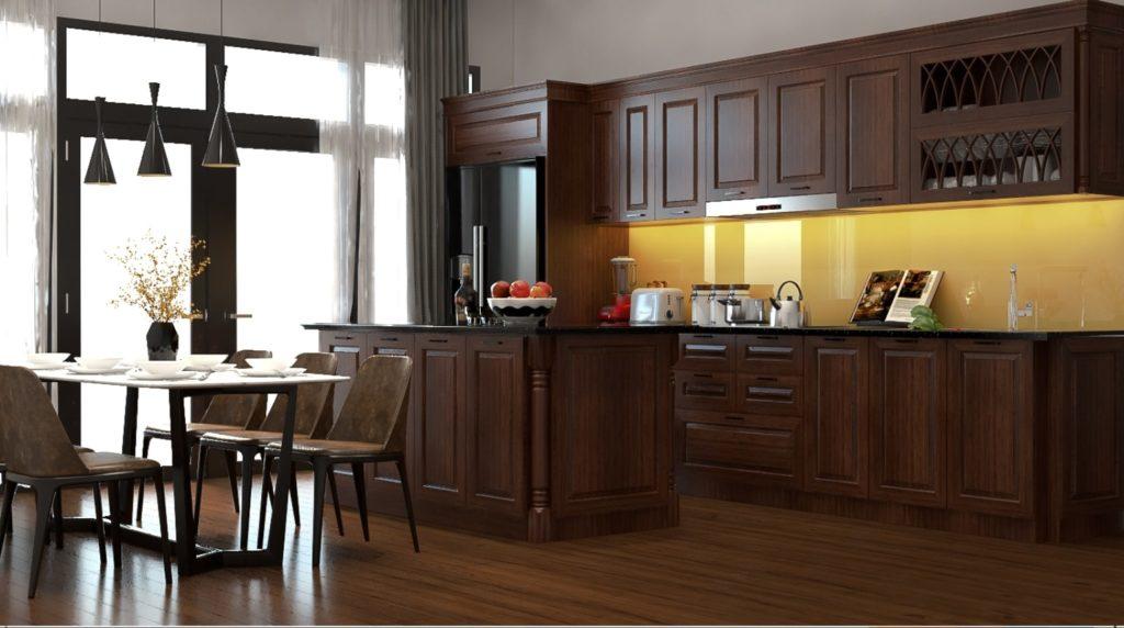 mau tu bep chung cu 11 1024x572 - 20+ mẫu bếp chung cư đẹp nhất 2020