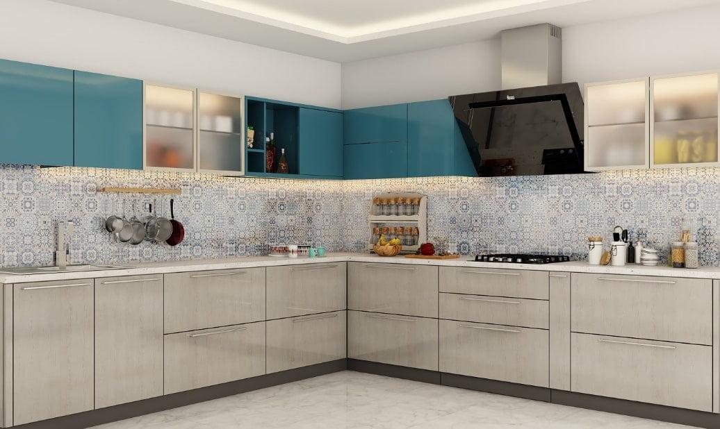 20+ mẫu bếp chung cư đẹp nhất 2020