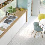 19 mau thiet ke tu bep phong cach toi gian dep nhat 2020 9 150x150 - 19 thiết kế tủ bếp tối giản cho không gian bếp nhỏ