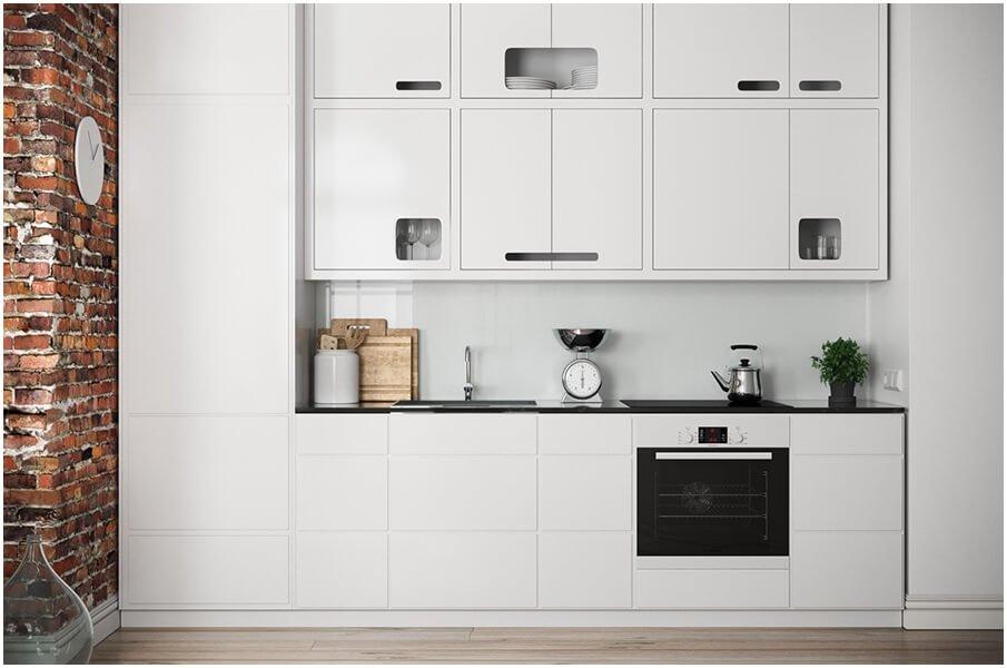 19 mau thiet ke tu bep phong cach toi gian dep nhat 2020 - 19 thiết kế tủ bếp tối giản cho không gian bếp nhỏ